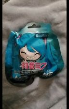 HATSUNE MIKU COLLECTIBLES KEY CHAIN BACKPACK HANGERS MYSTERY BAGS COLLECT ALL 6