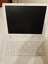 Apple A1133 iBook Laptop/Notebook PowerPC G4 for parts or no working