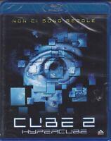 Blu-ray CUBE 2 - HYPERCUBE - NON CI SONO REGOLE nuovo 2002