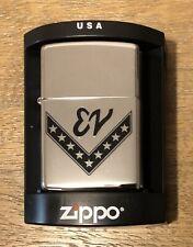 Eddie Vedder Pearl Jam Zippo Stars 2008