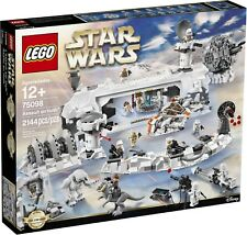 Lego 75098 Star Wars UCS Assault on Hoth - Brand New (Hard to Find)