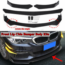 Front Bumper Lip Body Kit Spoiler For BMW E36 E46 E60 E63 E64 E90 E91 E92 E93