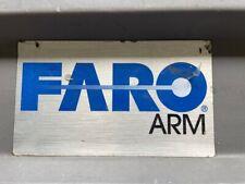 Faro Arm Portable Cmm Model S08 02
