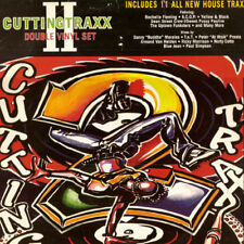 Cutting Traxx II - Various Artists - New Vinyl Record LP