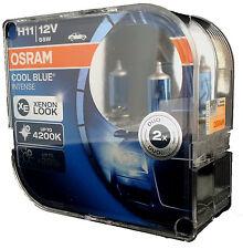 H11 OSRAM  CoolBlue INTENSE 4200K + 20% mehr Licht PGJ19-2  64211CBI-HCB