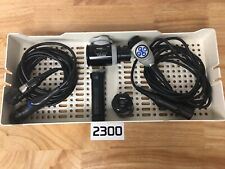 Stryker 1288 710 105 Ent Camera Set Of 5 With Tray M2300