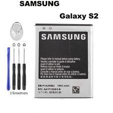 OEM Original EB-F1A2GBU 1650mAh EB-F1A2GBU Battery for Samsung Galaxy S2 +Tools
