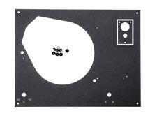 Thorens TD... für 160 165 166 MKII MKIV Deckplatte Face Plate Abdeckung SGD