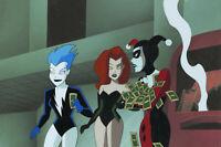 Batman Animated Series Original Prod Cel-Harley,Ivy,Livewire-Girls Night Out