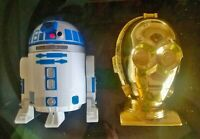 Star Wars Micro Machines R2-D2 and C3P0 Playset Galoob 1994