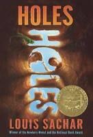 Holes by Louis Sachar (Hardback, 2000)