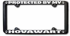 Protected By My Hovawart License Frame