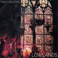 THE FLYING EYES - LOWLANDS  CD NEW!