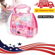 Pretend Play Cosmetic Makeup Toy Sets Kit for Little Girls Kids Beauty Toys USA