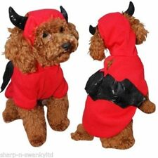 Robe rouge unisexe pour chien