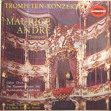 MAURICE ANDRE Trompeten-Konzerte GER Press Somerset 625 LP