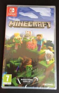 NEW & SEALED Minecraft  (Nintendo Switch)  HE