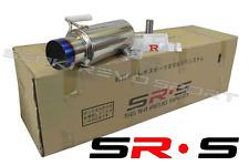SRS Lancer 08 09 10 11 2.4L2.0L Performance Axleback exhaust V2 Burned Tip N1