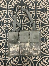 US ARMY* New Out Of bag !! BANDOLEER MOLLE II ACU DIGITAL CAMO AMMUNITION POUCH