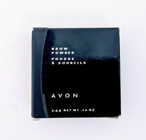 AVON Brow Powder Brunette Brown NEW IN BOX Deadstock Discontinued