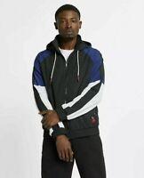 NWT Nike Mens Kyrie Jacket Full Zip WindBreaker Basketball Large AJ3457-011