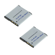 2 Akkus für Sony Cyber-shot DSC-WX7