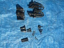 2005 05 Honda Crf450r Crf 450 Crf 450r Footpegs Foot Pegs Hardware Springs