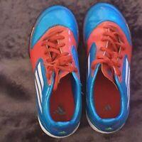 ⚽ Boys Adidas Astro Turf Trainers Boys uk Size 13