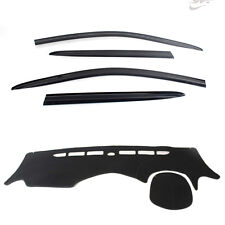 Weather shields with Dash mat for 2013 ~ 2016 Holden Trax