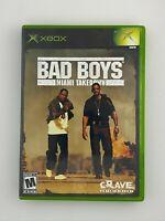 Bad Boys: Miami Takedown - Original Xbox Game - Tested