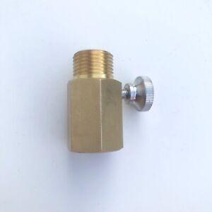 Sodastream Deluxe Adapter Regulator CO2 Corny Keg Kegland KL15578