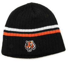 Cincinnati Bengals Knit Beanie Toque Winter Hat Skull Cap NEW - A