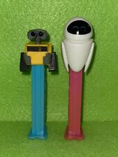 Pez Wall-E And Eve Set Of 2