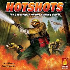 Hotshots: PRESALE board game fireside New