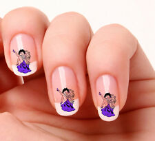 20 Nail Art Decals Transfers Stickers #225 - Betty Boop