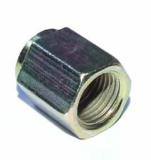 10 x Female 10mm Metric Brake Pipe Nuts for 3/16 Copper