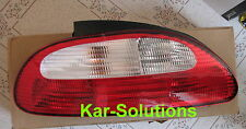 MG Rover MGTF TF NSR Nearside Left Rear Tail Lamp Light Lens XFB000550