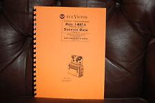 SVC Manual: RCA 1-MBT-6 Strato-World III Seven Band Portable