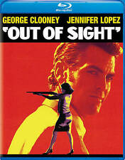 OUT OF SIGHT  BLU RAY  --- NEW  - I SHIP BOXED