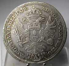 RRR!! 1 Taler 1764 A-FH, Augsburg, Franz I., Silber