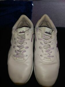 Size 6 Ellese Leather Trainers