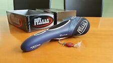 NIB saddle SELLE ITALIA FLITE TITANIUM BLUE leather italian road bike NEW
