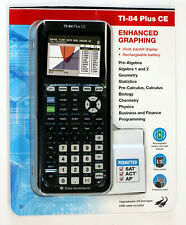 Texas Instruments TI-84 Plus CE Graphing Calculator TI84 Black