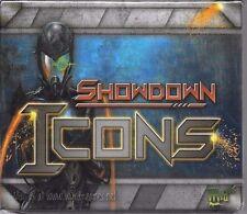 Showdown Icons Strategy Card Game Wyrd Games Sealed 2013