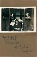 Miss Diplock. White & Nelson. St Helena's, 1929 - Malcolm, Eastbourne   qq1224