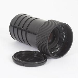 ISCO-OPTIC CINELUX - AV 60mm f/2,8 MULTI COATED PROJECTOR LENS Fits Carousel etc