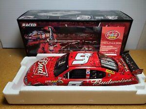 2008 Kasey Kahne #9 Budweiser Coke 600 Race Win Dodge 1:24 NASCAR Action MIB