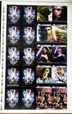 STAR WARS Fan Days III 3 OPX Exclusive Unused & Uncut Trading Cards CLONE WARS