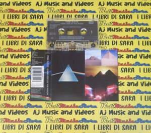 MC PINK FLOYD Dark side of the moon 1992 italy EMI 724382975243 no cd lp vhs dvd