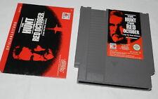THE HUNT FOR RED OCTOBER     Nintendo  NES Spiel    GETESTET